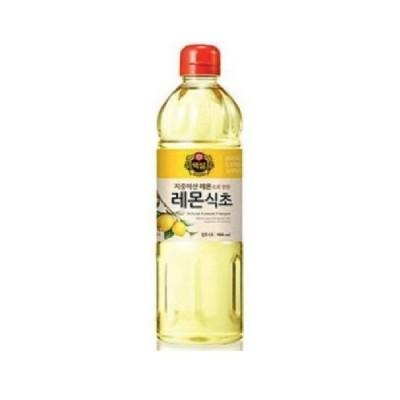 Vinaigre lemon CJ KR 500ml...