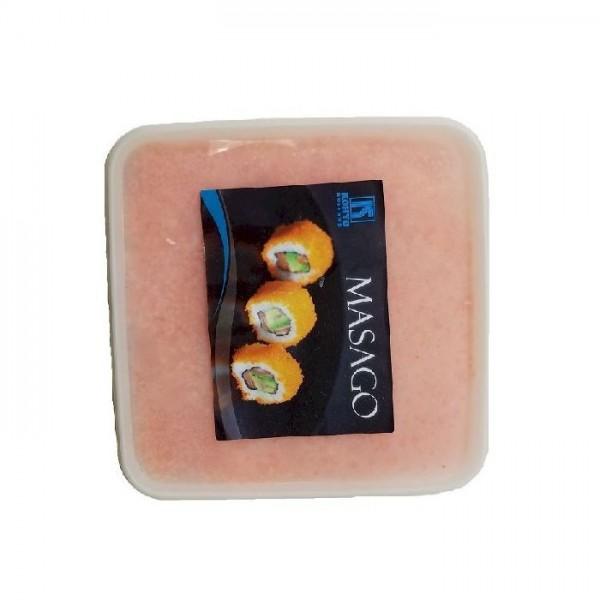 Masago orange / oeuf de capelan 1kg x (8)