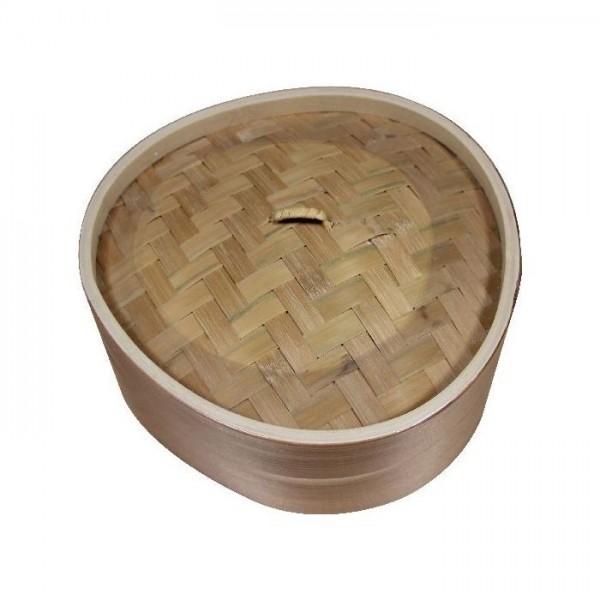 Vapeur en bamboo 21cm