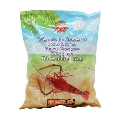 Chips aux crevettes 1kg x...