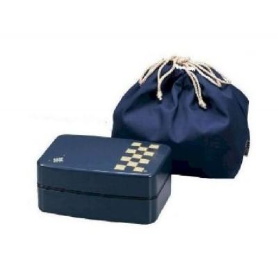 Bento bleu pour homme 950ml...