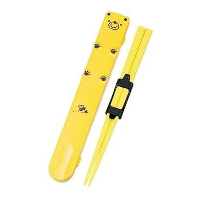 Baguettes enfant jaune 53406