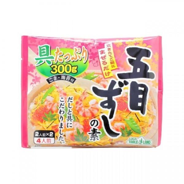 Assaisonnement pour riz aux 5 légumes Maruzen JP 302gX(10)X(4)