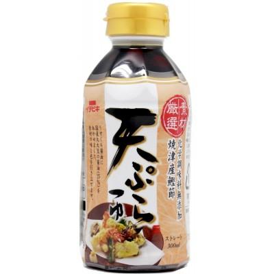 Sauce tsuyu pour tempura...
