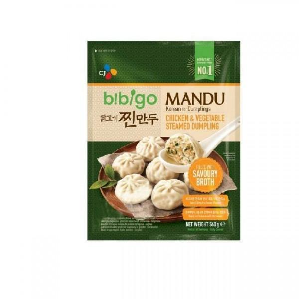 Mandu coreen chicken&légumes a la vapeur BiBiGo Kr 560 X (15)_16722