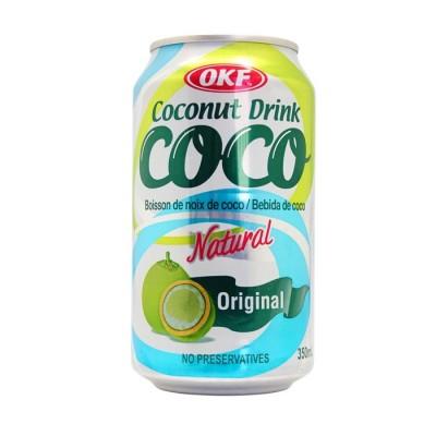 Boisson au jus de coco avec...