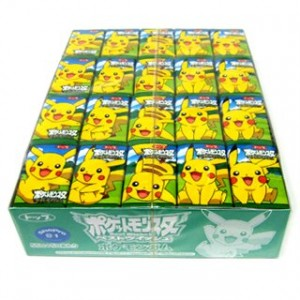 Chewing gums pokemon Top...