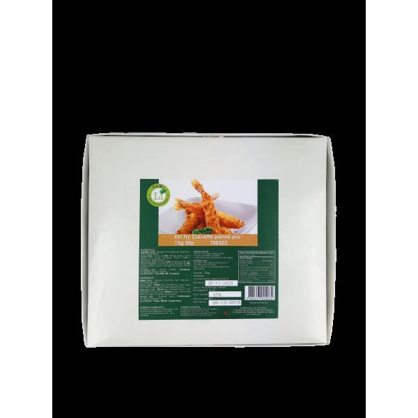Ebi Fry Crevette panné pro 3L 15g 50p*(10) NEW1902