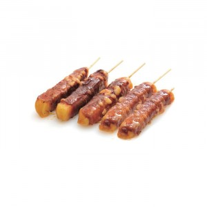 Brochette boeuf fromage...