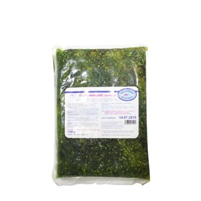 Salade d'algues aux sésame...