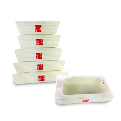BB-09 Boîte en carton blanc...