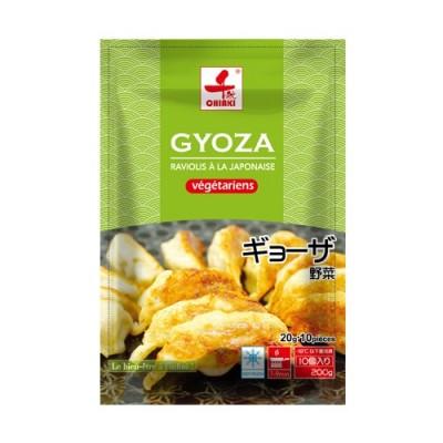 Gyoza/ Ravioli aux légumes...