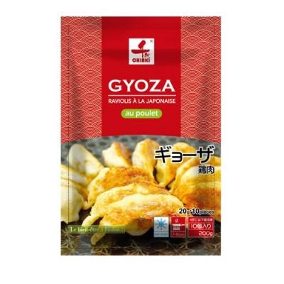 Gyoza/ Ravioli au poulet...