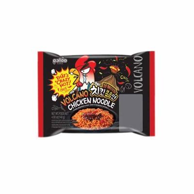 Ramen au poulet Volcano...