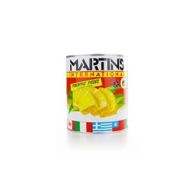 Ananas en Morceaux  3.05KG...