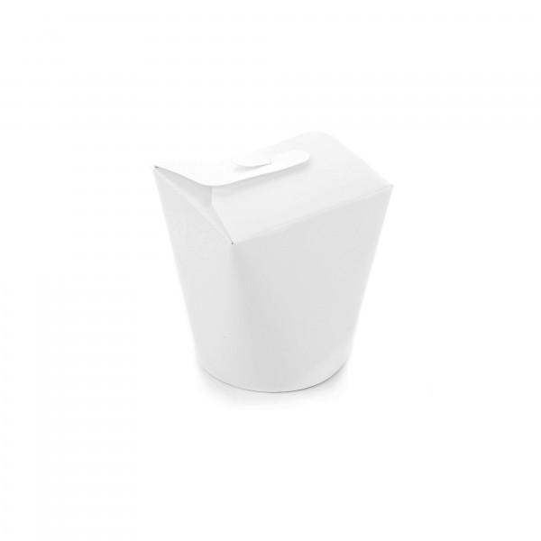 Pot carton à pâte blanc 960 cc 50p X (10)