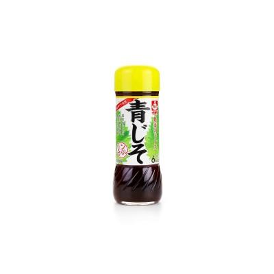 Sauce à la feuille de shiso...