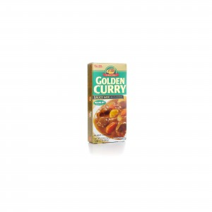Curry golden m-fort S&B 92gX24