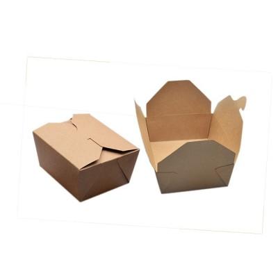 Boîte biopack en carton...