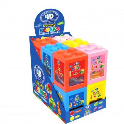 Boîte de Gummy bonbons à...