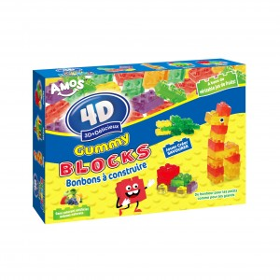 Gummy bonbons à...