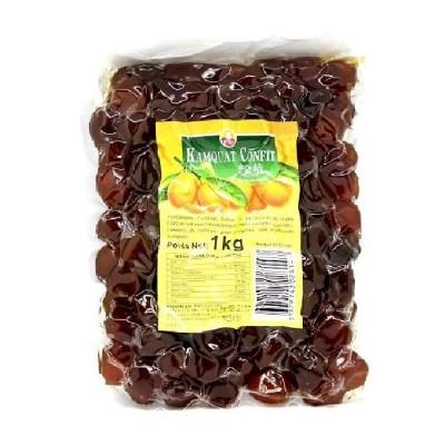 Kumquats confits 1kg X (10)