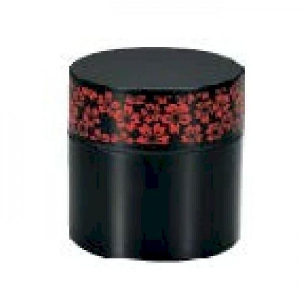 Bento rond motif sakura rouge 540ml 52572-4