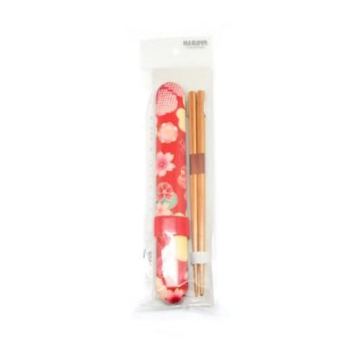 Baguettes avec boîte fleur...